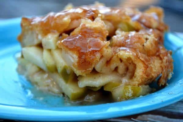 The Best Apple Pie Ever …