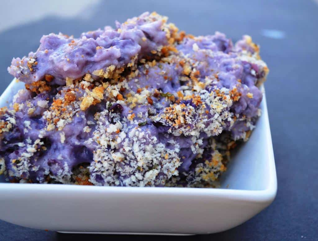 Purple Potato Mash Up