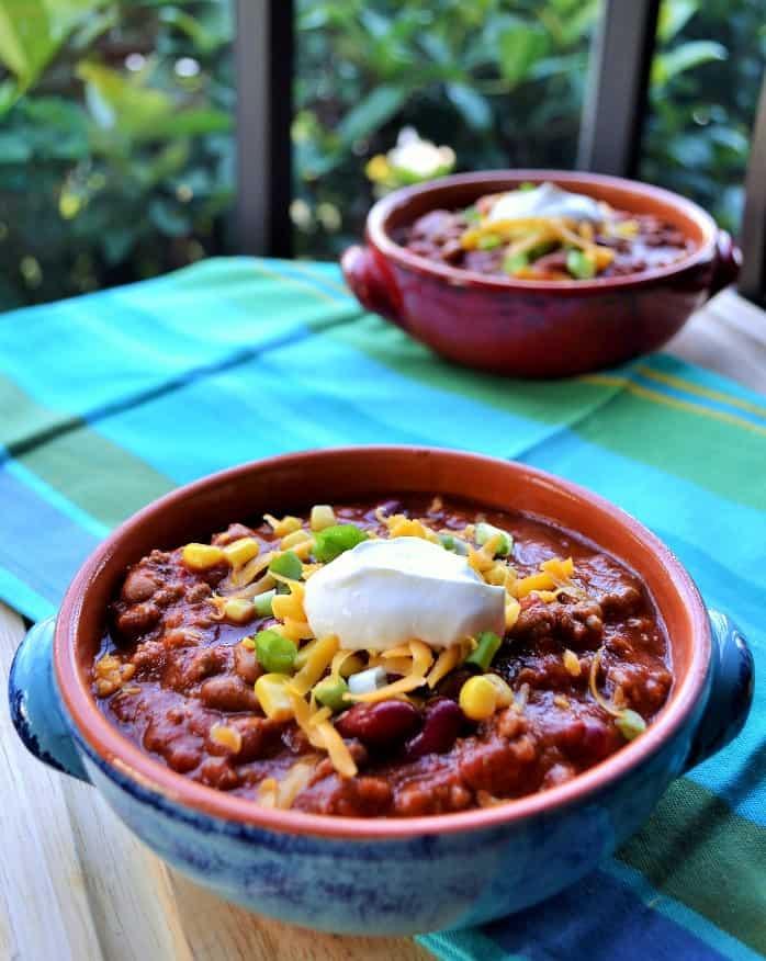 Perfect Chili
