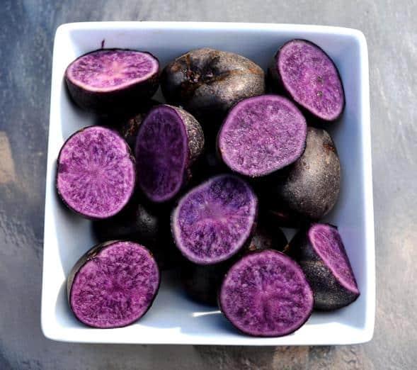 Purple Potato Mash Up