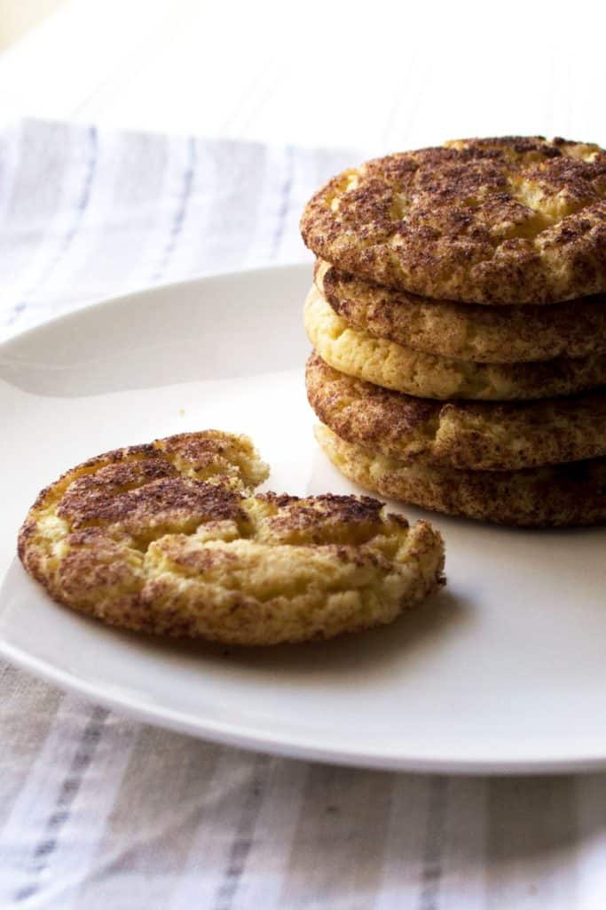 The Most Perfect Soft Snickerdoodle Cookie | The Most Perfect Soft Snickerdoodle Cookie you will ever make. Soft, chewy and rich with cinnamon flavor, everyone will be begging for more. | Pack Momma | www.packmomma.com