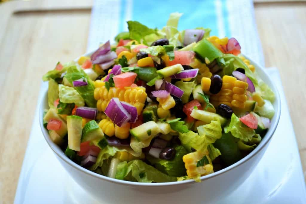 Farmers Market Salad - Pack Momma