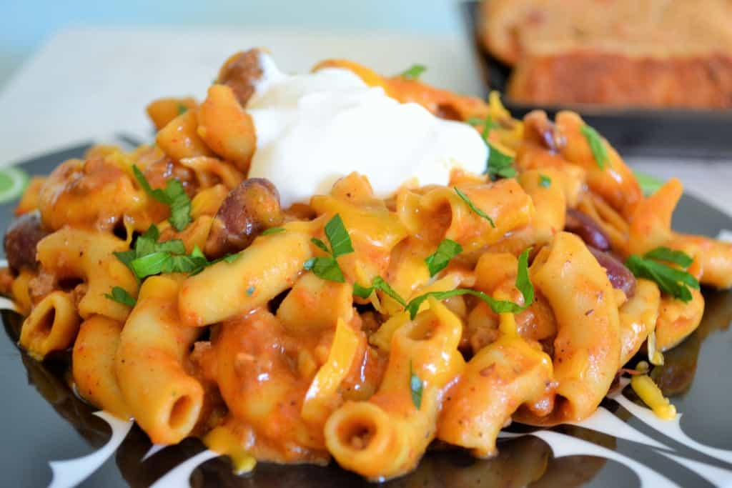 Chili Mac Goulash