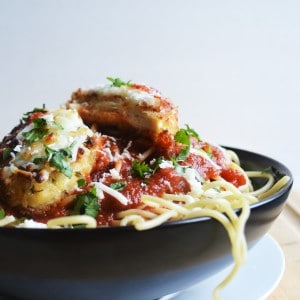 Perfect Chicken Parmesan