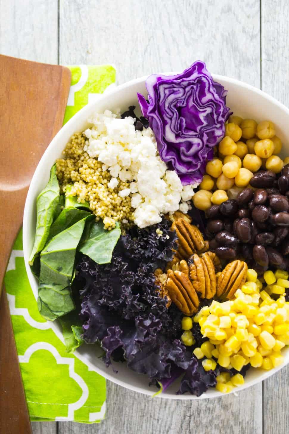 Feel Good Easy Kale Salad