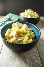 Ham and Broccoli Casserole - Pack Momma