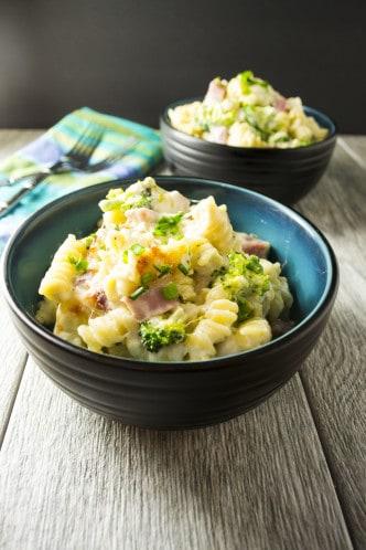 Ham and Broccoli Casserole - Pack Momma