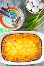 The Best Secret Ingredient Breakfast Casserole - Pack Momma