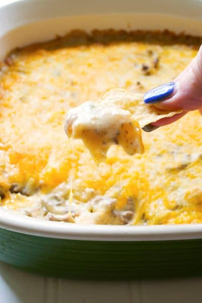 Philly Cheese Steak Dip   Philly Cheese Steak Dip is the perfect twist ...