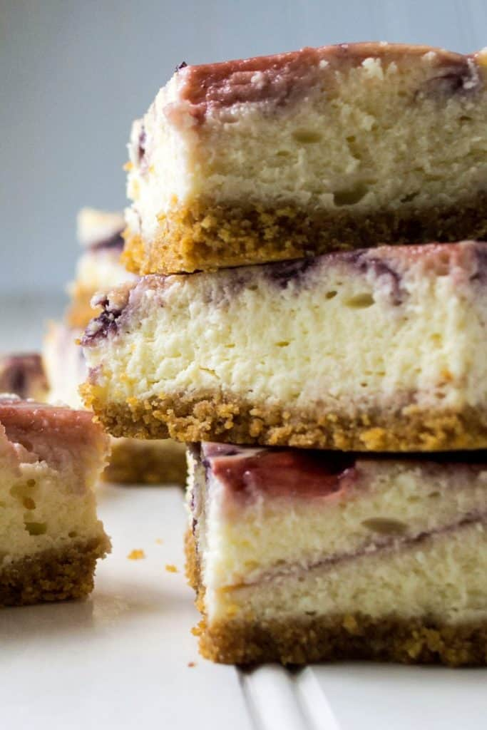 Red White and Blue Cheesecake Bars | Red White and Blue Cheesecake ...