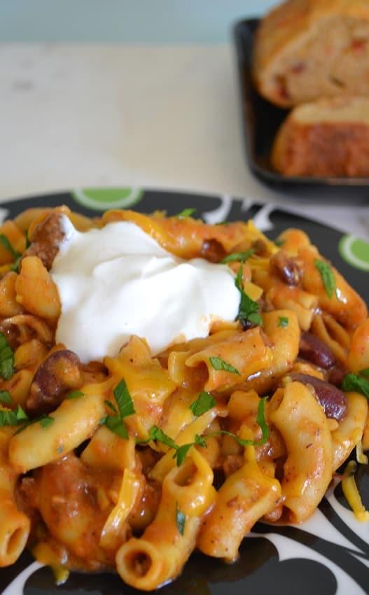 Chili Mac Goulash
