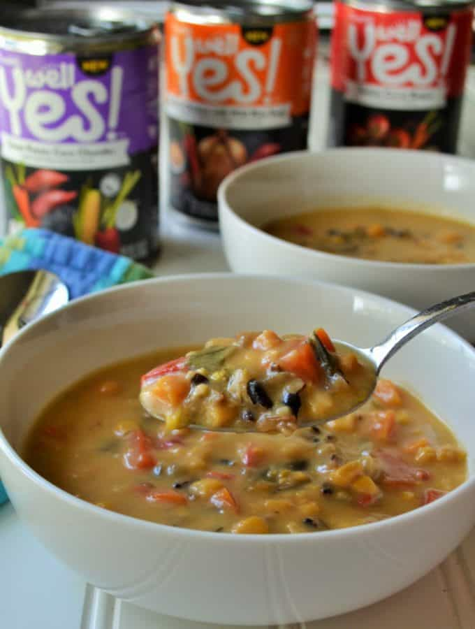Living A Life Well Lived With Campbell's Well Yes! Soups